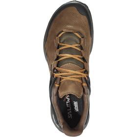 SALEWA Wander Hiker GTX Chaussures Homme, walnut/new cumin